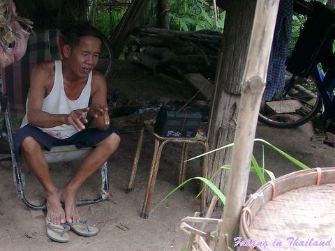 Alter Mann Thailand