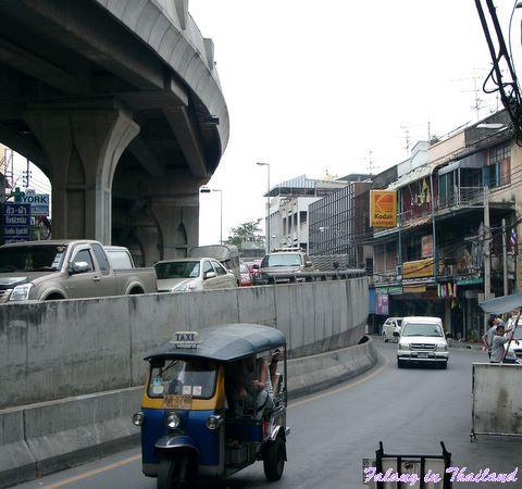 Bangkok Hochstrasse