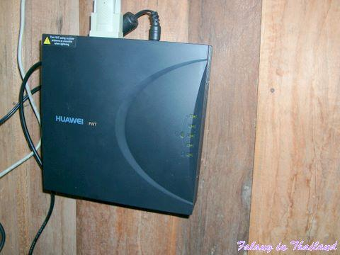 Modem Huawei in Thailand