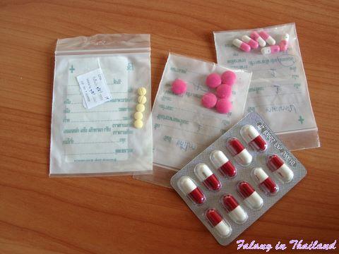 Tabletten Thailand