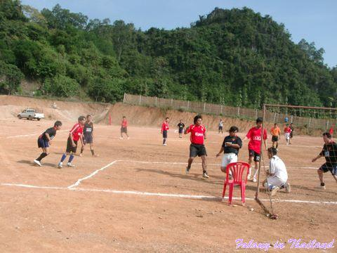 Loi Khratong Fussball