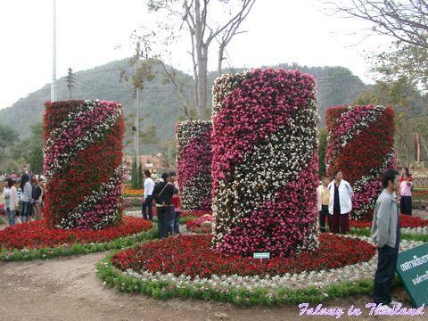 Blumenrollen