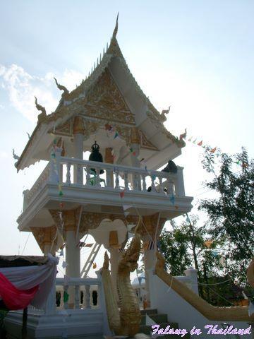 Wat Pabong - Glockenturm
