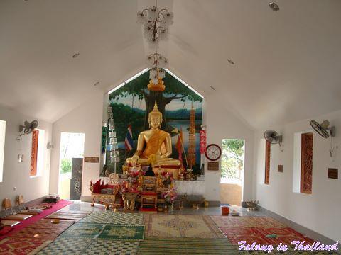 Wat Pabong - Innenraum